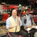 Con Carlo Romano, Maestro e amico