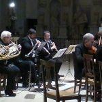 Con Il cornista Dean Klevinger