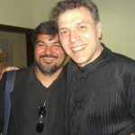 Con Luigi Piovano