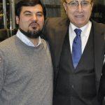 Con Pippo Baudo