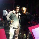 Con Roberto Vecchioni