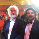 Con il M° Renato Serio