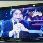 Concerto Canale 5, foto da televisione