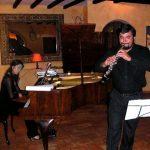 Con la pianista Alessandra Giovannotti