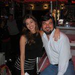 Con Belen Rodriguez