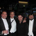 Con i colleghi R. Pecorelli, F. Brusco, E. Campagnoli